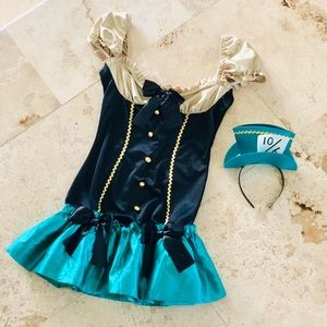 Mad Hatter Tea Party Costume